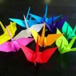 折り鶴を売っていた女の子、それは・・・